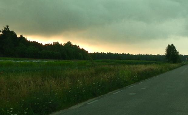 Regn gotland.